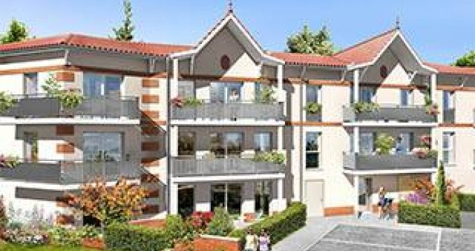 Achat / Vente immobilier neuf Audenge à deux pas de l'océan (33980) - Réf. 1062