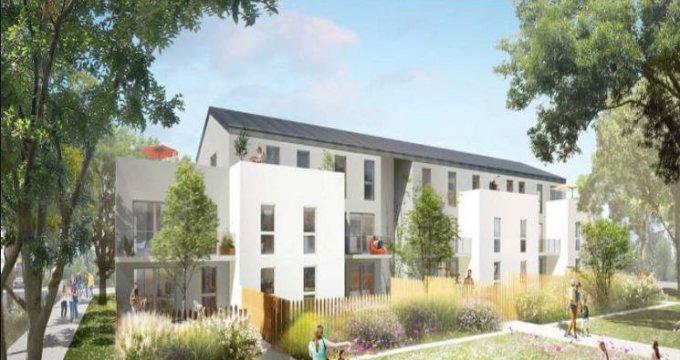 Achat / Vente immobilier neuf Bassens quartier de la Pomme d'Or (33530) - Réf. 5206