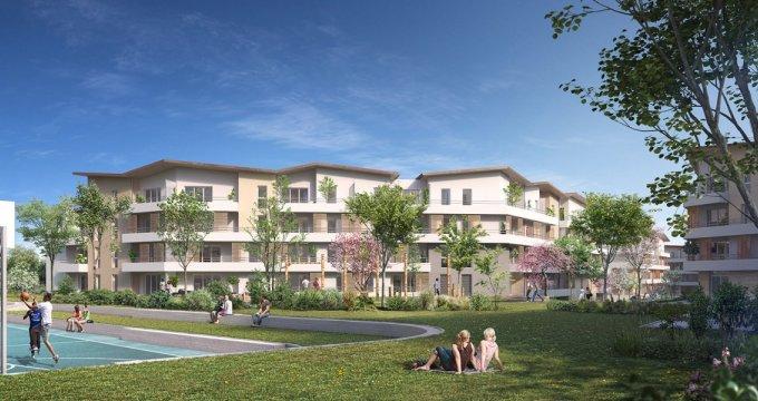 Achat / Vente immobilier neuf Bassens quartier du Moura (33530) - Réf. 2207
