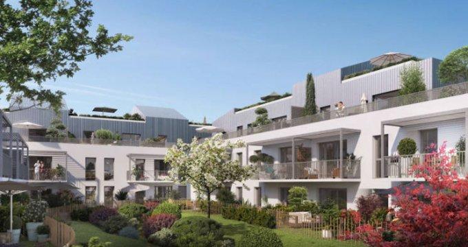 Achat / Vente immobilier neuf Bègles à proximité du stade Duhourquet (33130) - Réf. 3836