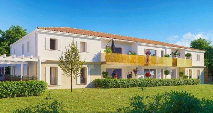 Achat / Vente immobilier neuf Bègles, secteur Robert Picqué (33130) - Réf. 6001