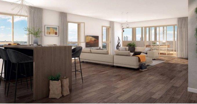 Achat / Vente immobilier neuf Bordeaux au pied du Pont Jacques Chaban-Delmas (33000) - Réf. 4021