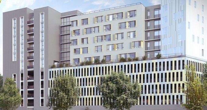 Achat / Vente immobilier neuf Bordeaux Euratlantique, quartier Belcier (33000) - Réf. 587