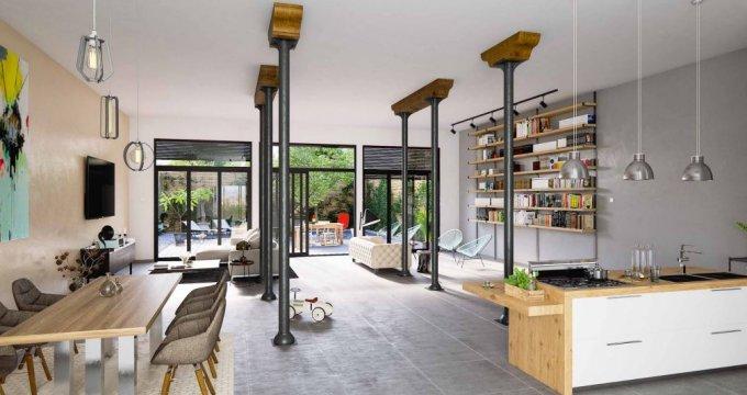Achat / Vente immobilier neuf Bordeaux, Lofts d'exception (33000) - Réf. 1570