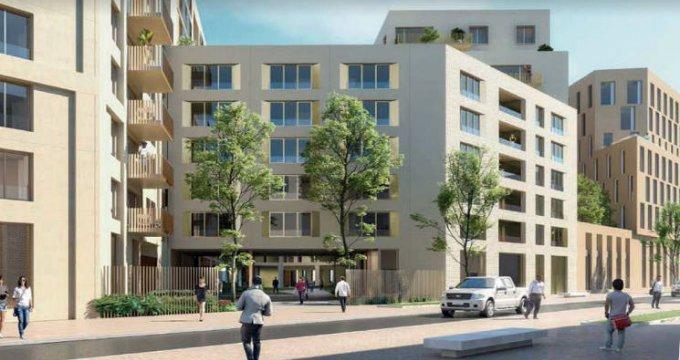 Achat / Vente immobilier neuf Bordeaux proche place Fernand Buisson (33000) - Réf. 3903