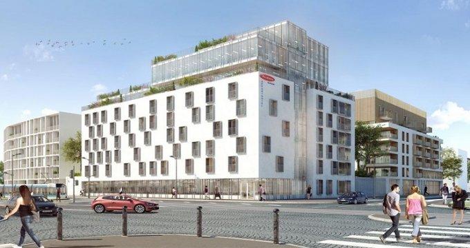 Achat / Vente immobilier neuf Bordeaux quai de la Garonne (33000) - Réf. 591
