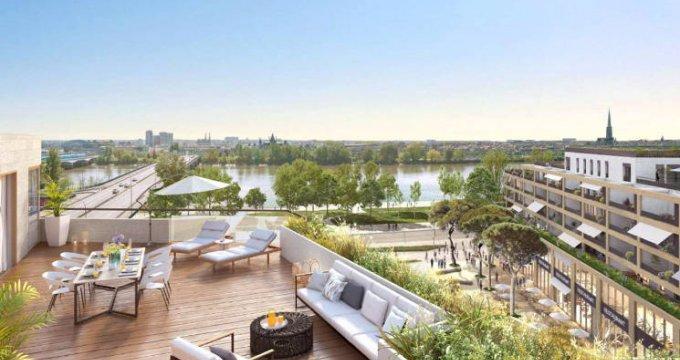 Achat / Vente immobilier neuf Bordeaux Quartier Bordeaux Belvédère (33000) - Réf. 2555