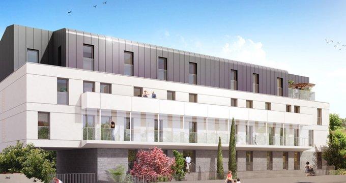Achat / Vente immobilier neuf Bordeaux quartier Caudéran Stéhelin (33000) - Réf. 1208