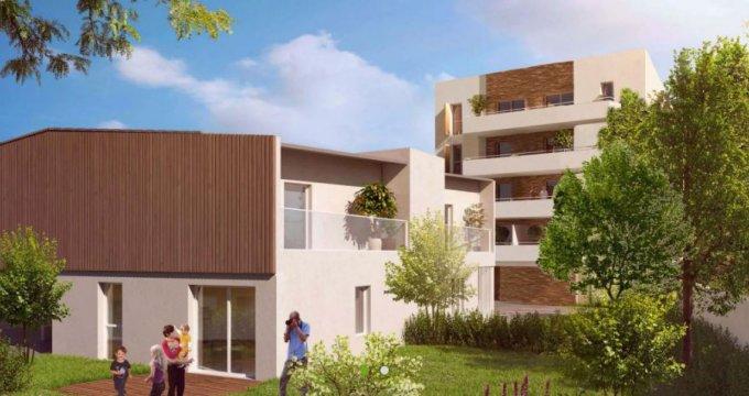 Achat / Vente immobilier neuf Bruges proche tramway et hippodrome (33520) - Réf. 2387