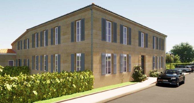 Achat / Vente immobilier neuf Cavignac à proximité de tous commerces (33620) - Réf. 6305