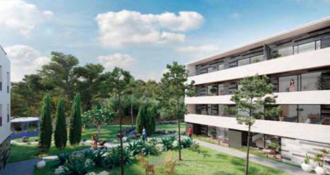 Achat / Vente immobilier neuf Cenon à 15min à pied du Parc du Cypressat (33150) - Réf. 5836