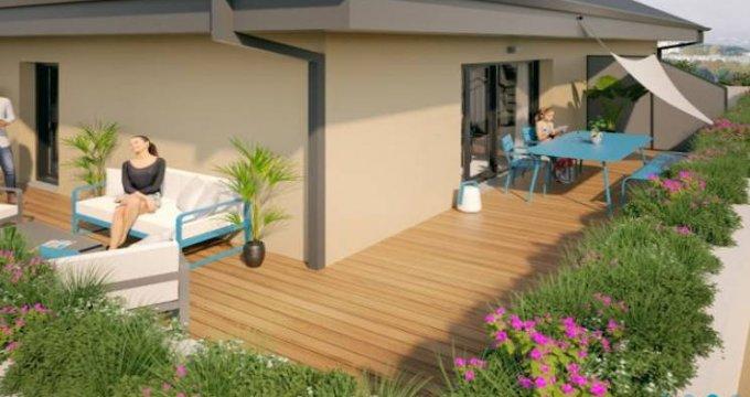 Achat / Vente immobilier neuf Cenon coeur de ville (33150) - Réf. 4110