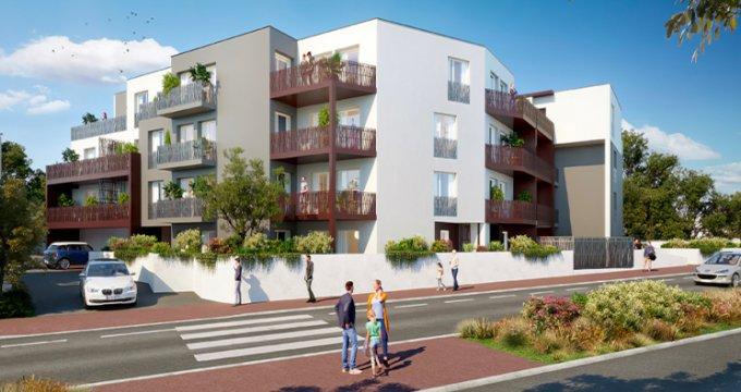 Achat / Vente immobilier neuf Cenon proche parc du Cypressat (33150) - Réf. 5426