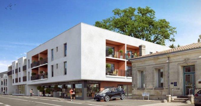 Achat / Vente immobilier neuf Eysines quartier du Grand Louis (33320) - Réf. 3654
