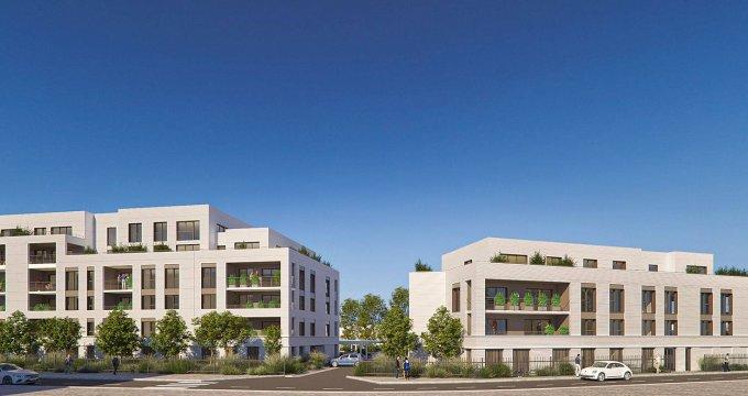 Achat / Vente immobilier neuf Floirac à proximité du Parc des Etangs (33270) - Réf. 6219