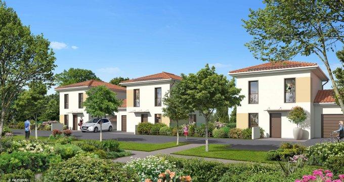 Achat / Vente immobilier neuf Gradignan au cœur d'un quartier familiale (33170) - Réf. 4045