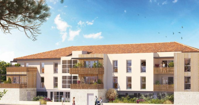 Achat / Vente immobilier neuf GRAND ANGLE (33470) - Réf. 2293