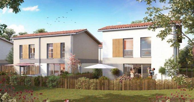 Achat / Vente immobilier neuf Izon à 500 mètres de la mairie (33450) - Réf. 4695