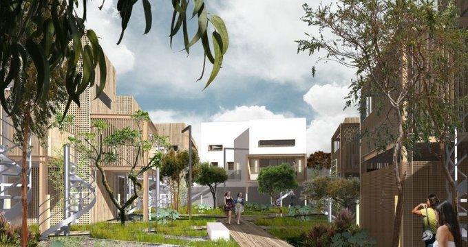 Achat / Vente immobilier neuf Le Taillan-Médoc proche centre-ville (33320) - Réf. 1209