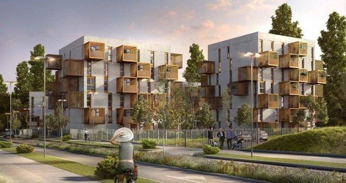 Achat / Vente immobilier neuf Lormont La Ramade (33310) - Réf. 855
