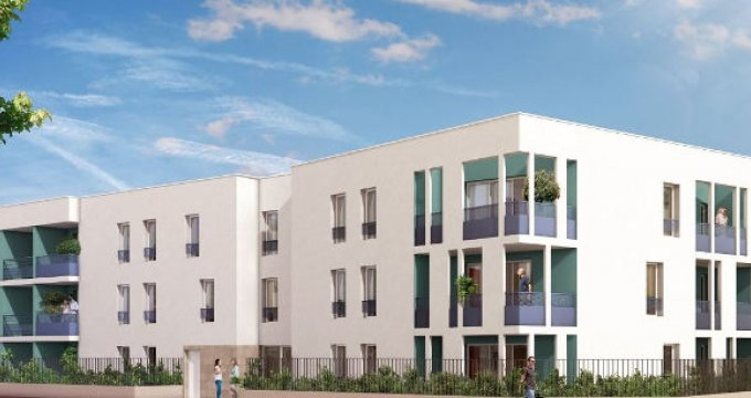 Achat / Vente immobilier neuf Mérignac Capeyron (33700) - Réf. 2597