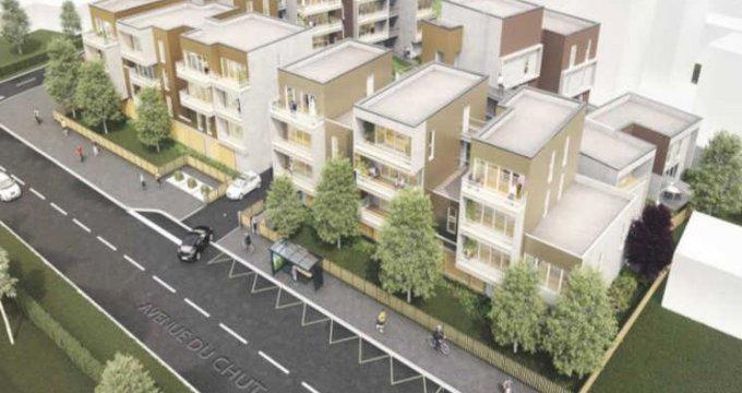 Achat / Vente immobilier neuf Mérignac proche Mairie (33700) - Réf. 2598