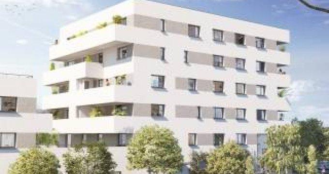 Achat / Vente immobilier neuf Mérignac proche Parc de Bourran (33700) - Réf. 3671