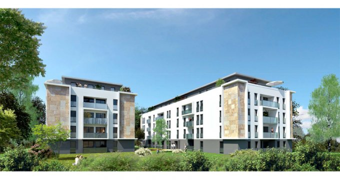 Achat / Vente immobilier neuf Mérignac quartier de Capeyron (33700) - Réf. 237