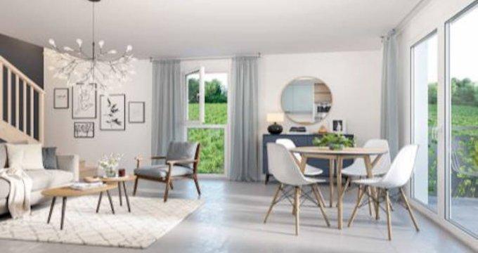 Achat / Vente immobilier neuf Montussan secteur calme proche commerces (33450) - Réf. 4674