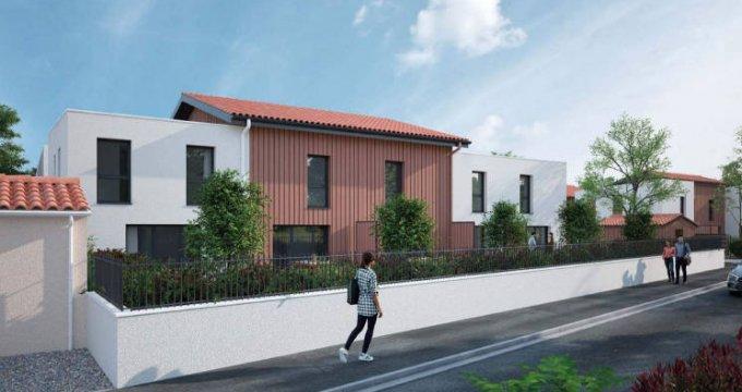 Achat / Vente immobilier neuf Parempuyre au cœur de ville (33290) - Réf. 4757