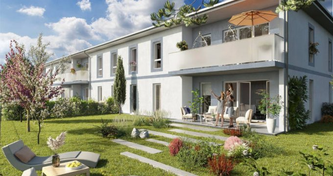 Achat / Vente immobilier neuf Saint-Jean-d'Illac à 10min à pied du centre (33127) - Réf. 5813