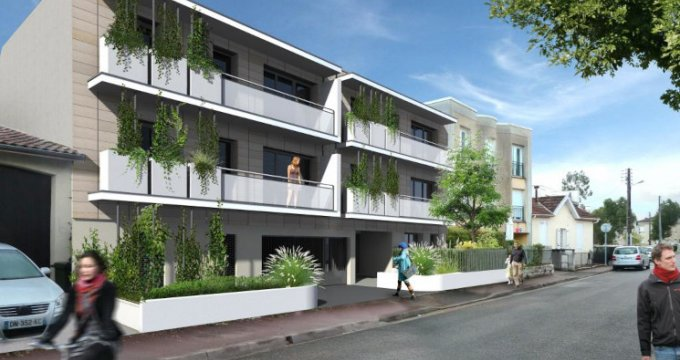 Achat / Vente immobilier neuf Talence en plein cœur du domaine universitaire (33400) - Réf. 5210