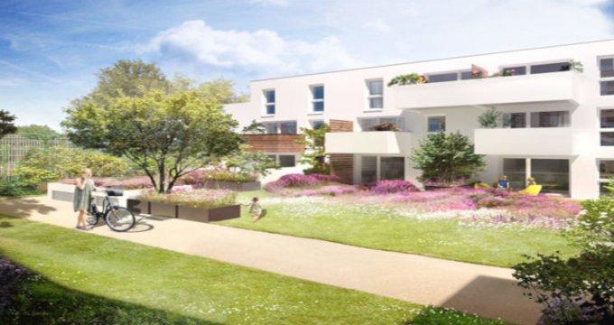 Achat / Vente immobilier neuf Villenave d'Ornon proche centre-ville (33140) - Réf. 4610