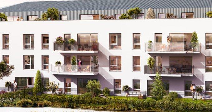 Achat / Vente immobilier neuf Villenave-d'Ornon quartier Bocage (33140) - Réf. 1672