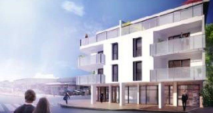 Achat / Vente immobilier neuf Villenave d'Ornon quartier Chambéry (33140) - Réf. 1178