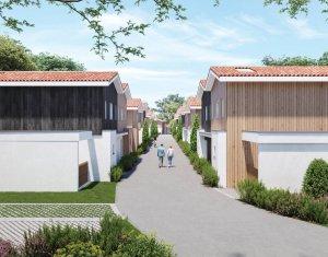 Achat / Vente immobilier neuf Andernos-les-Bains à 20min de la plage (33510) - Réf. 6046