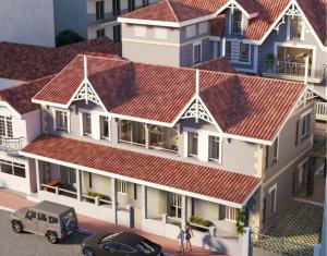 Achat / Vente immobilier neuf Arcachon à 150m de la basilique (33120) - Réf. 6119