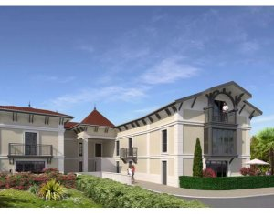 Achat / Vente immobilier neuf Arcachon centre à deux pas du port de plaisance (33120) - Réf. 2944