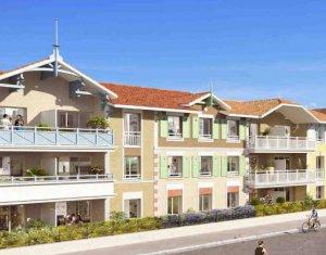 Achat / Vente immobilier neuf Arcachon quartier de la gare (33120) - Réf. 3738
