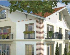 Achat / Vente immobilier neuf Arcachon quartier de l'Aiguillon (33120) - Réf. 5513