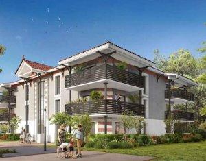 Achat / Vente immobilier neuf Audence au cœur d'un quartier calme et résidentiel (33980) - Réf. 3905