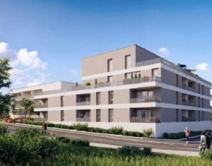 Achat / Vente immobilier neuf Bassens centre-ville proche commerces (33530) - Réf. 2494
