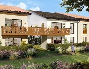Achat / Vente immobilier neuf Bassens rive droite de la Garonne (33530) - Réf. 4059