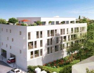 Achat / Vente immobilier neuf Bègles au cœur d'un éco-quartier (33130) - Réf. 564