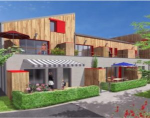 Achat / Vente immobilier neuf Bègles coeur village urbain (33130) - Réf. 2872