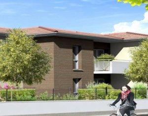 Achat / Vente immobilier neuf Biganos a deux pas du centre-ville (33380) - Réf. 4555