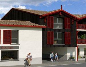 Achat / Vente immobilier neuf Biganos centre-ville et proche école (33380) - Réf. 4109