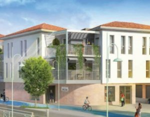 Achat / Vente immobilier neuf Biganos quartier Facture (33380) - Réf. 3602