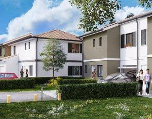 Achat / Vente immobilier neuf Blanquefort proche parc Majolan (33290) - Réf. 529