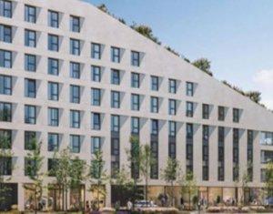Achat / Vente immobilier neuf Bordeaux au coeur du campus universitaire de la Bastide (33000) - Réf. 3868